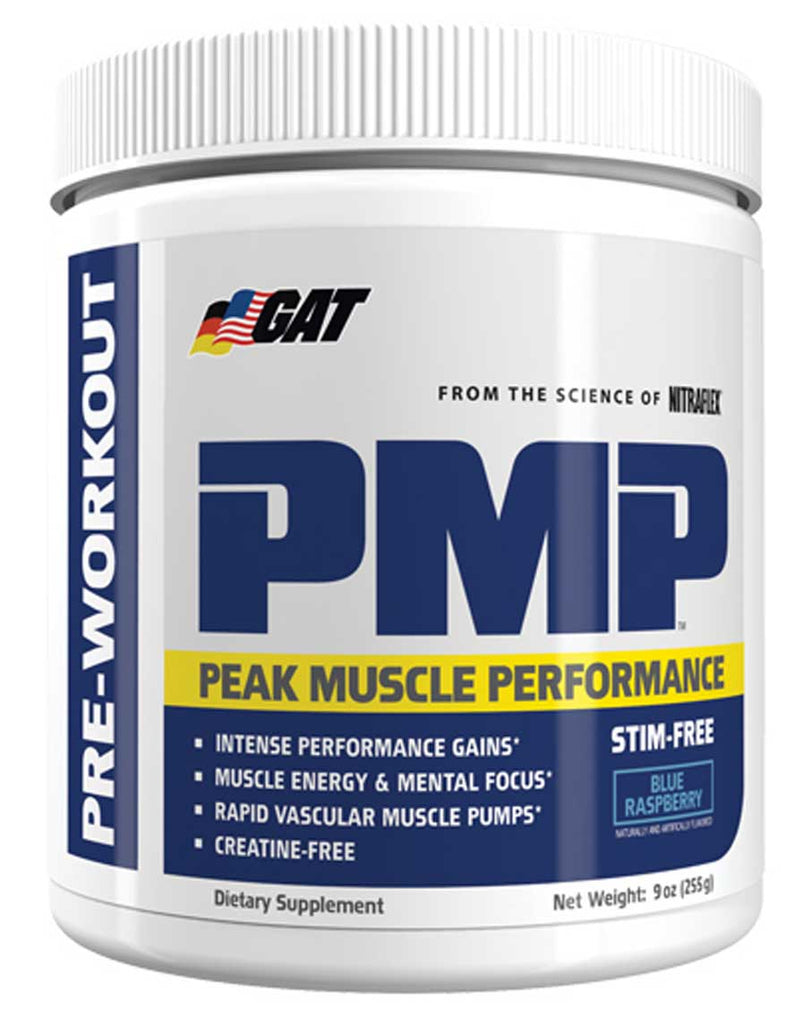 PMP Stim Free by German American Technologies