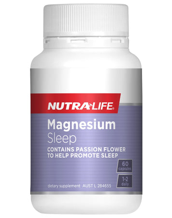 Magnesium Sleep by NutraLife
