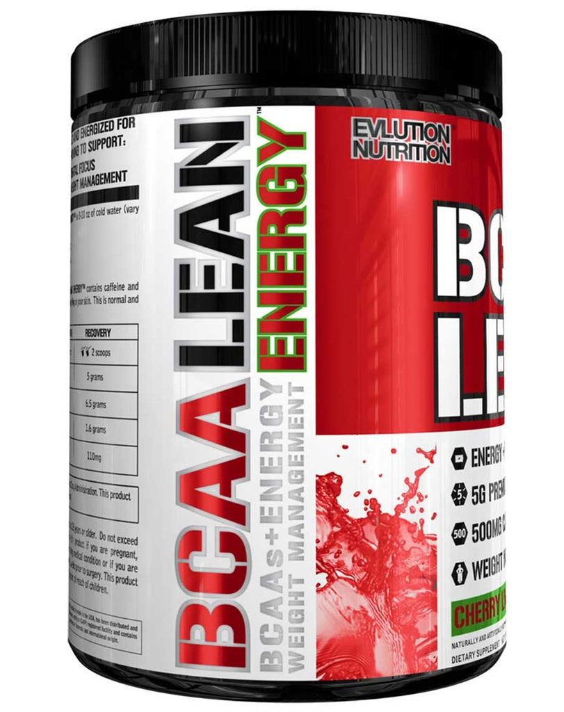 BCAA Lean Energy by Evlution Nutrition