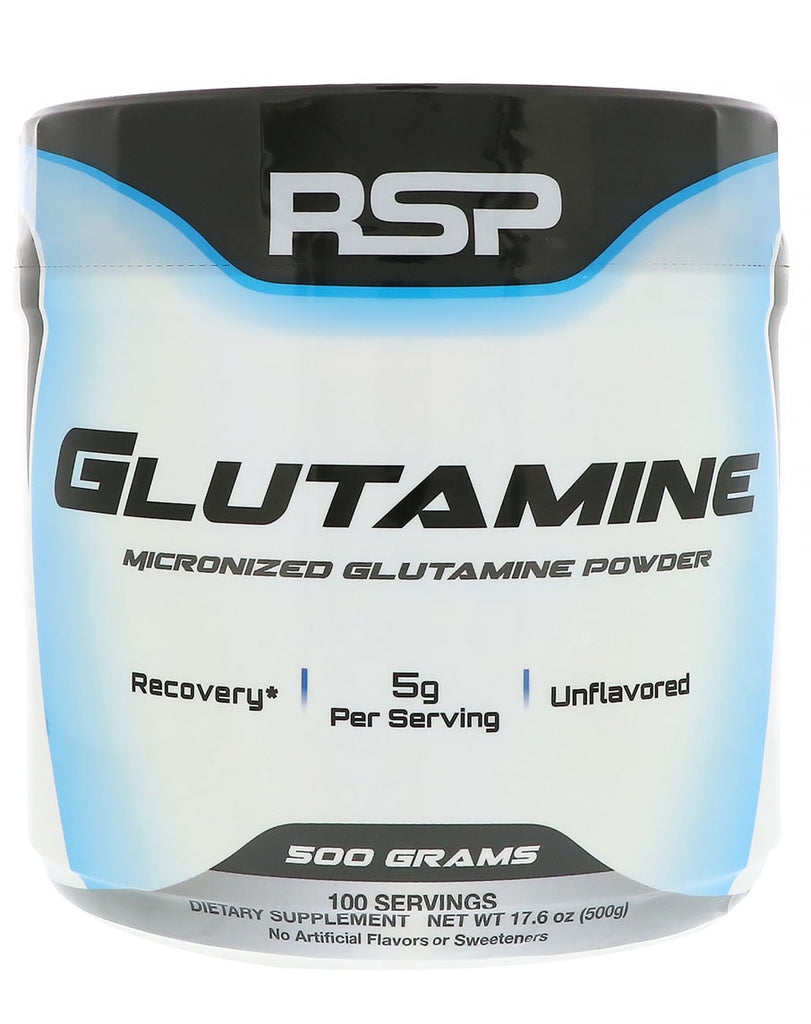Glutamine by RSP Nutrition