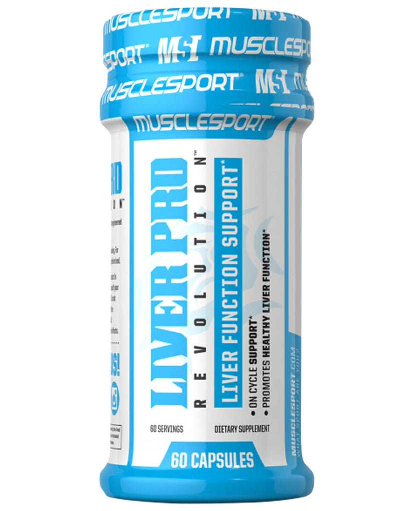 Liver Pro Revolution by MuscleSport