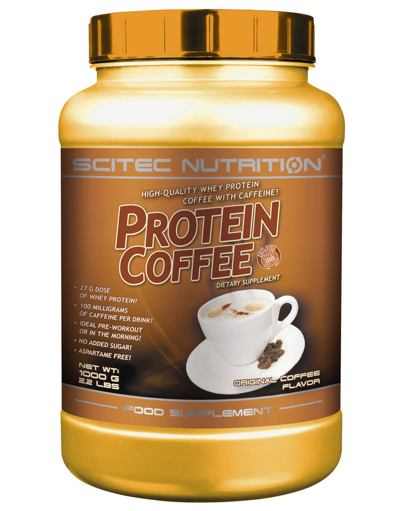 Protein Coffee by Scitec Nutrition