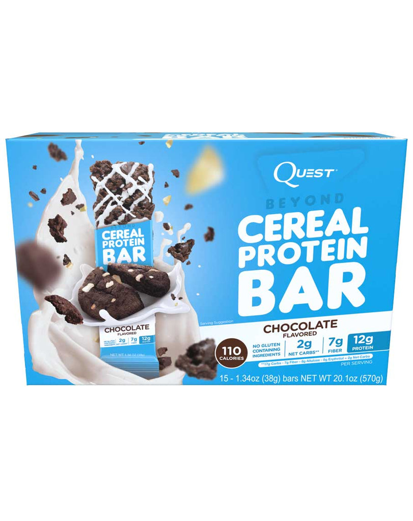 Beyond Cereal Protein Bar by Quest Nutrition