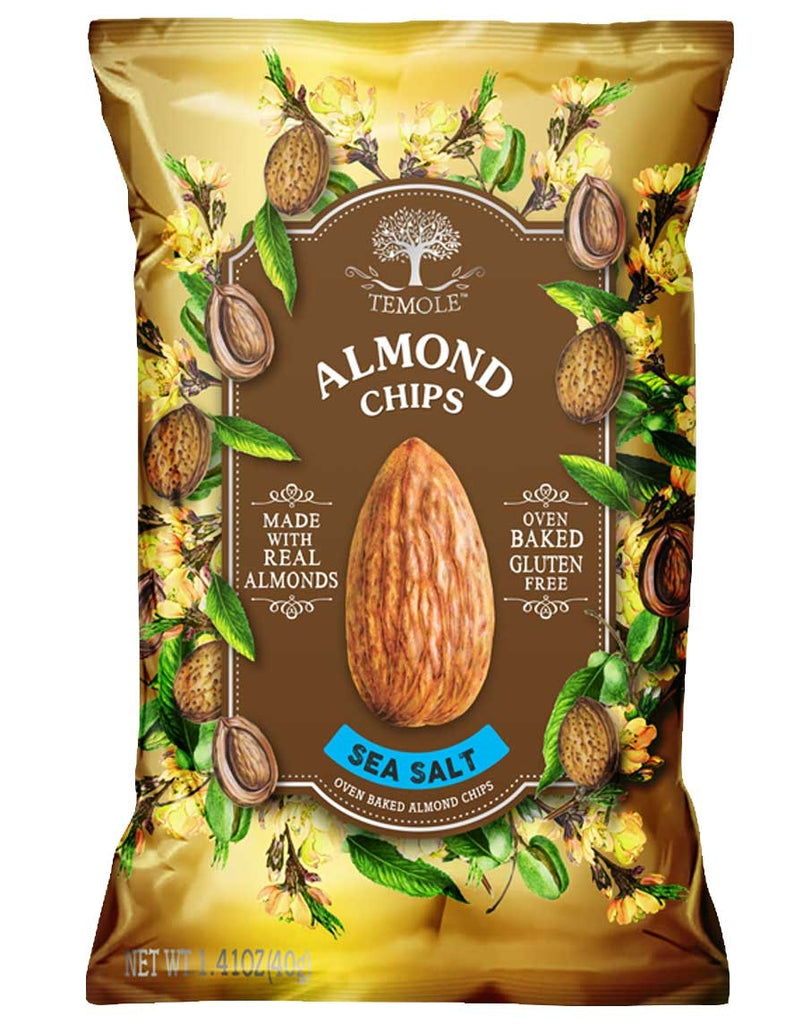 Almond Chips by Temole