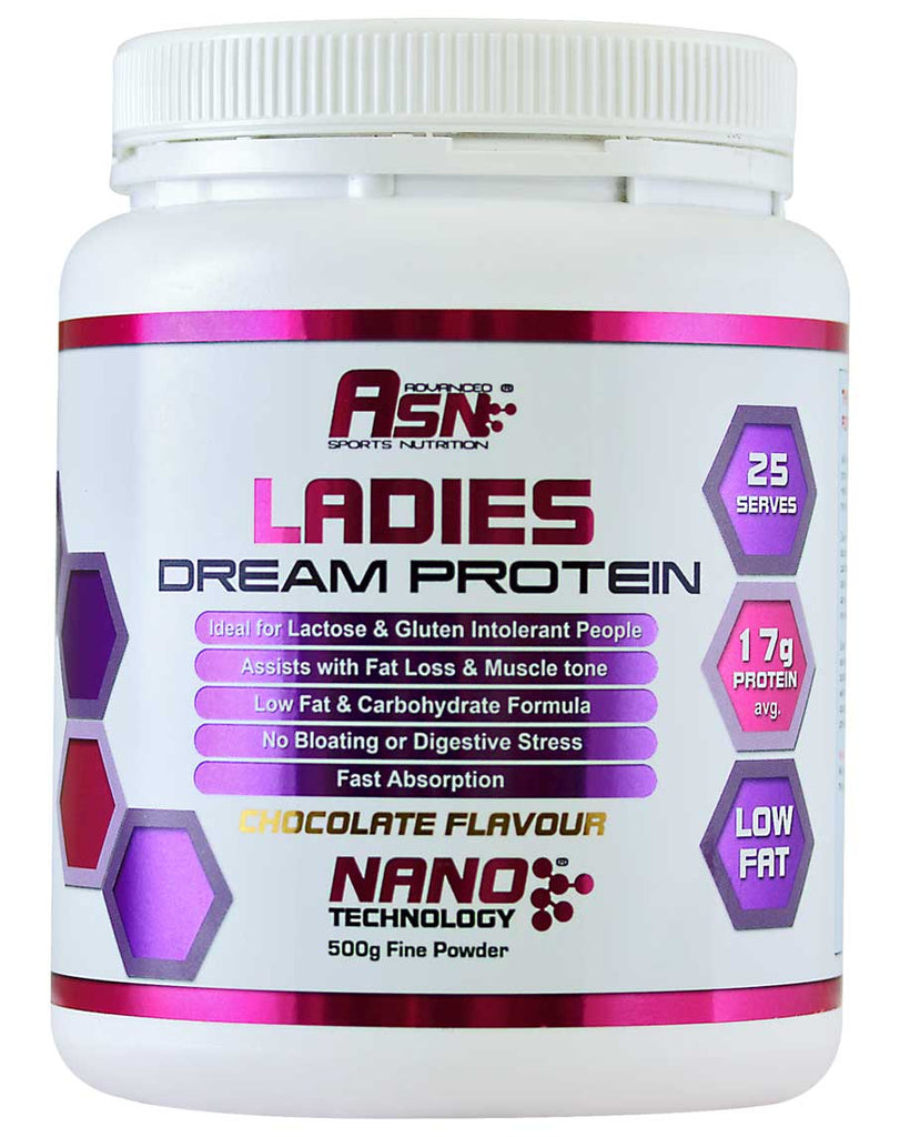 Ladies Dream Protein by ASN - Advanced Sports Nutrition