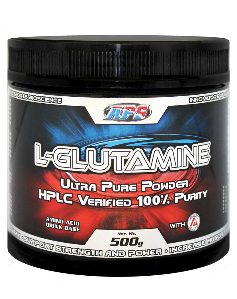 L-Glutamine By APS Supplements