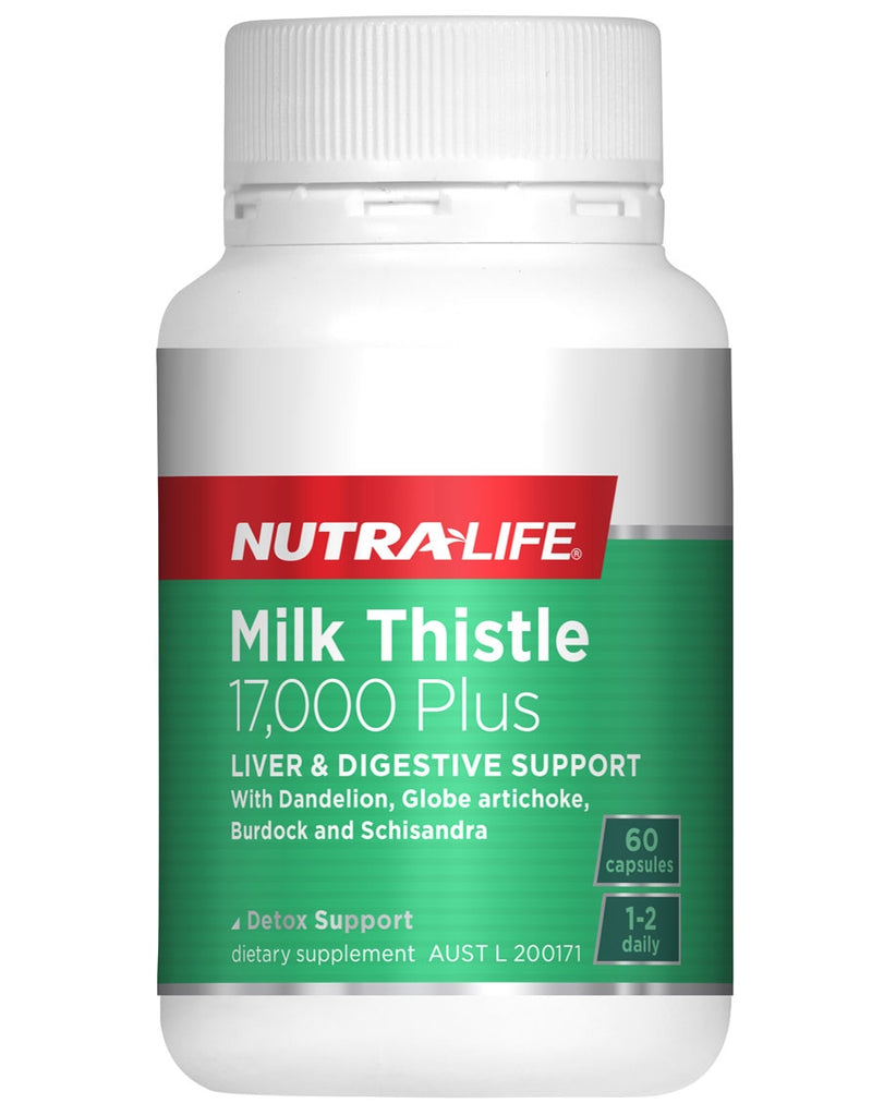 Milk Thistle 17,000 plus by NutraLife
