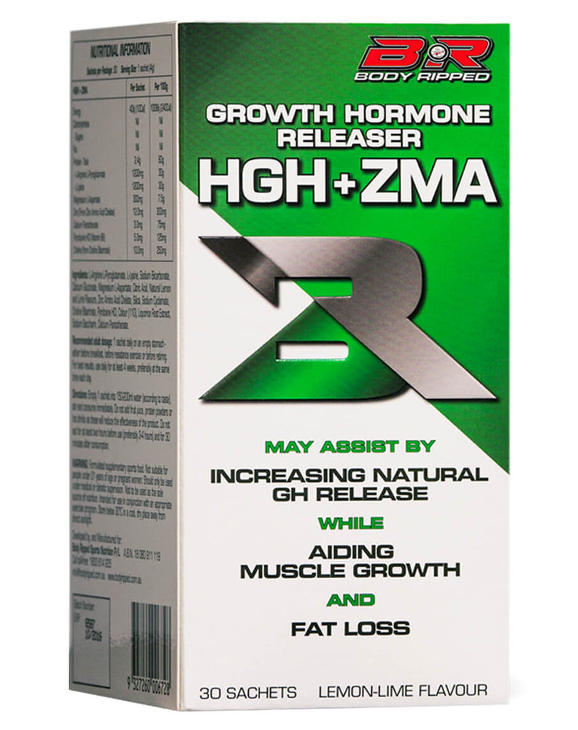HGH Plus ZMA By Body Ripped