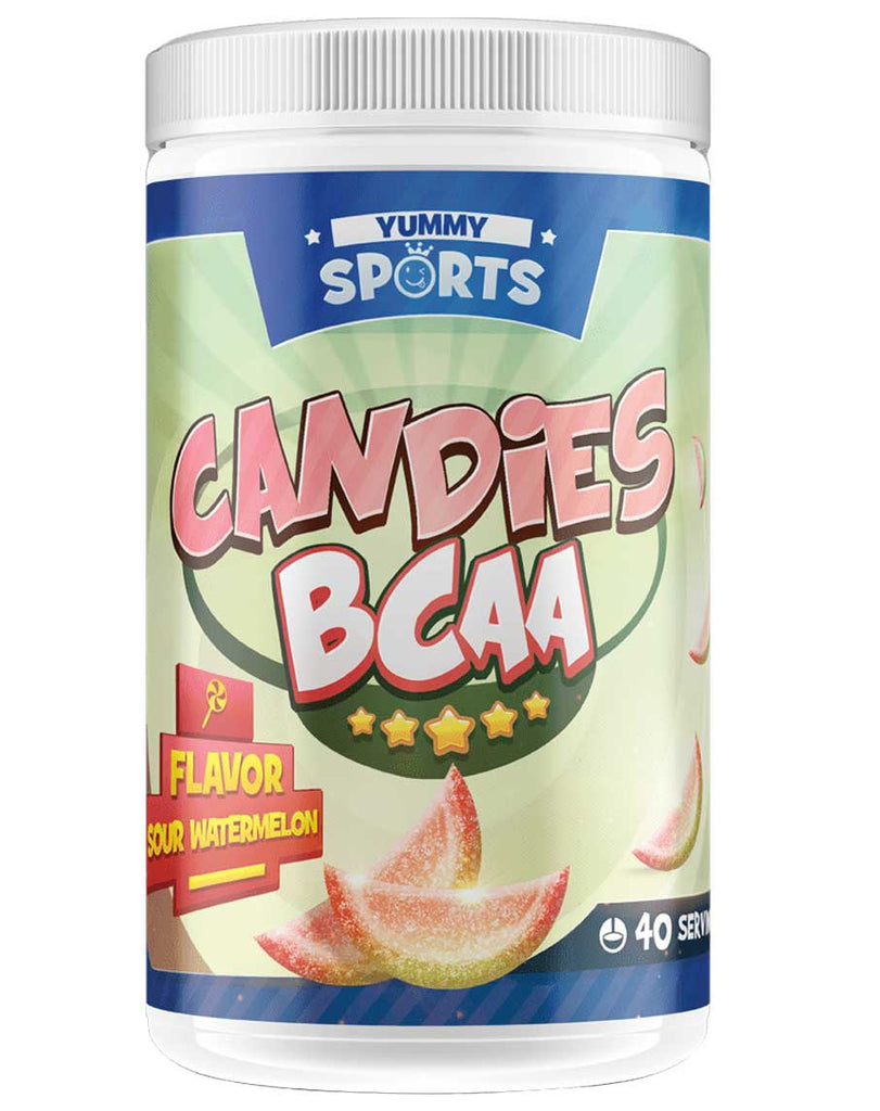 Candies BCAA by Yummy Sports