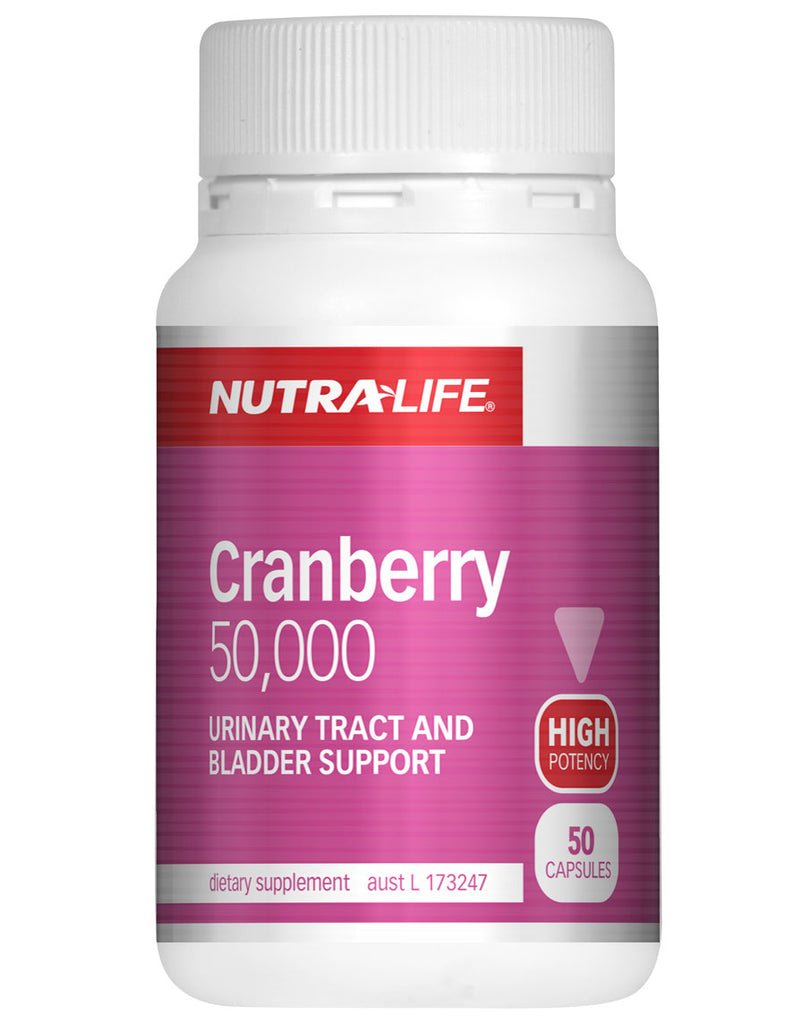 Cranberry 50,000 by NutraLife