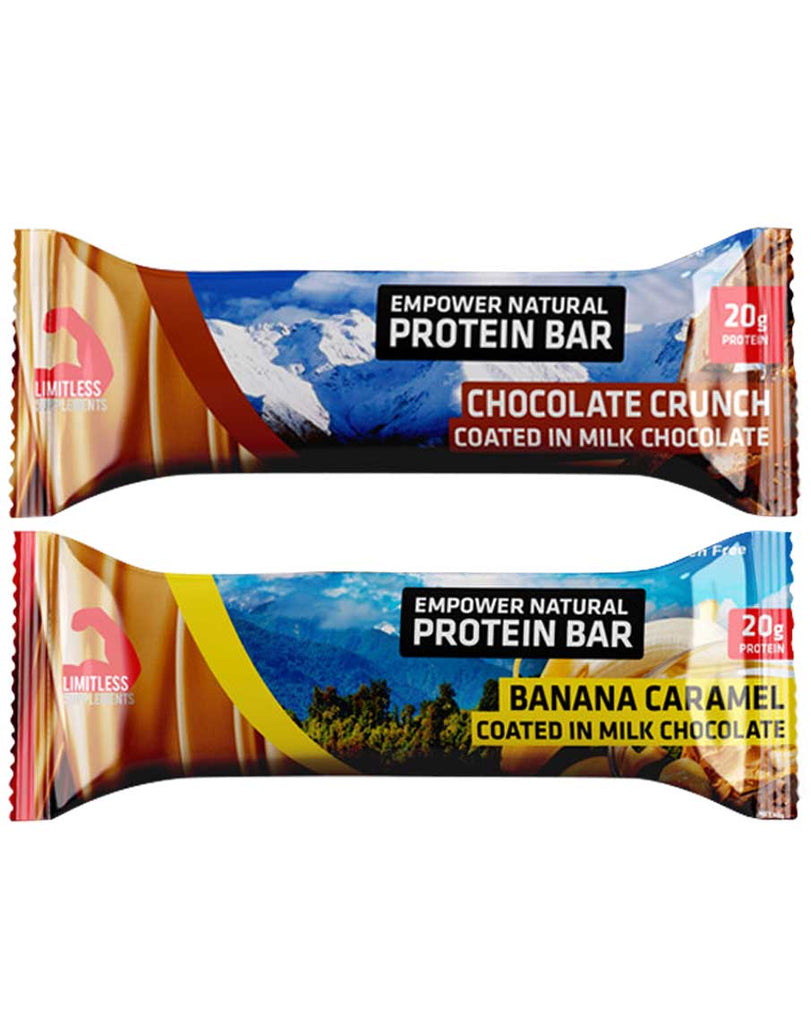 Empower Natural Protein Bar by Limitless Supplements