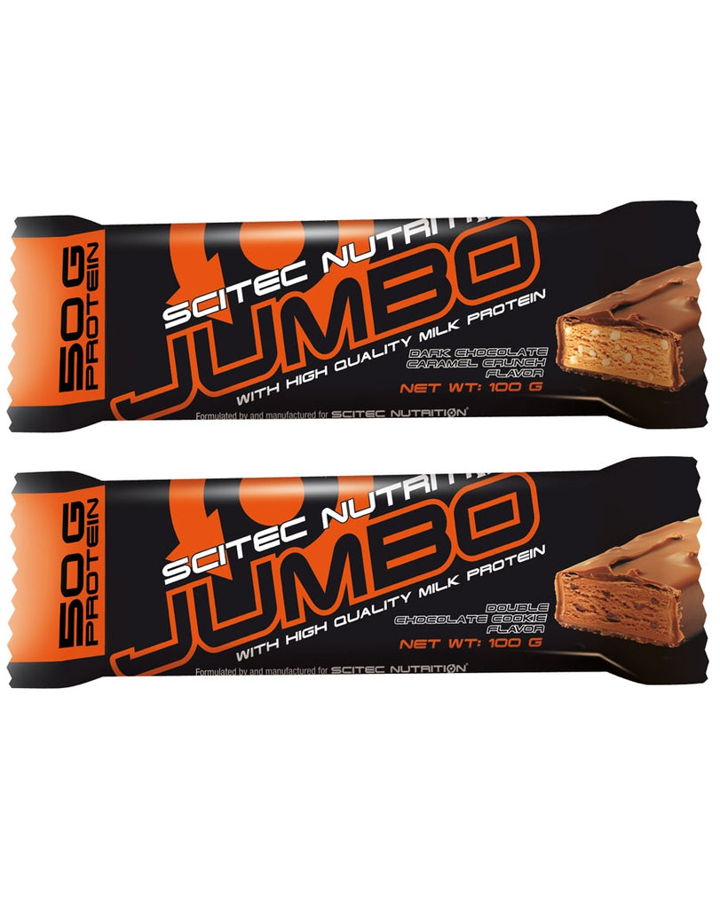 Jumbo Protein Bar by Scitec Nutrition
