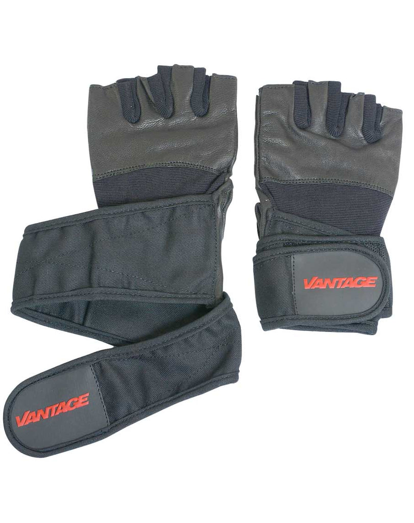 Support Plus Gym Gloves by Vantage Strength Accessories