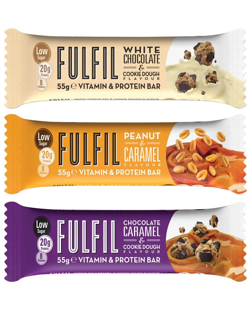 Fulfil Vitamin & Protein Bar by Fulfil Nutrition