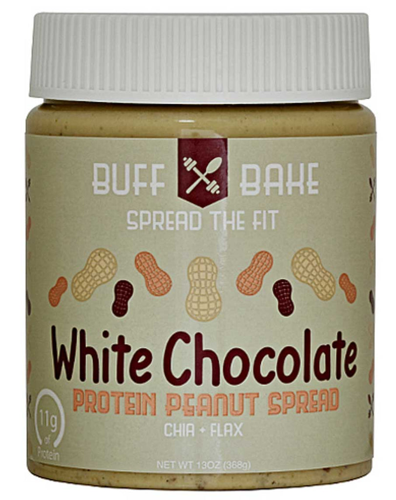 Protein Peanut Butter by Buff Bake