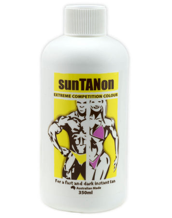 Extreme Competition Colour by sunTANon - Tanning Product