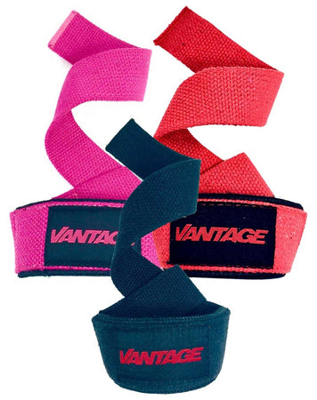 Single Tail Lifting Straps by Vantage Strength
