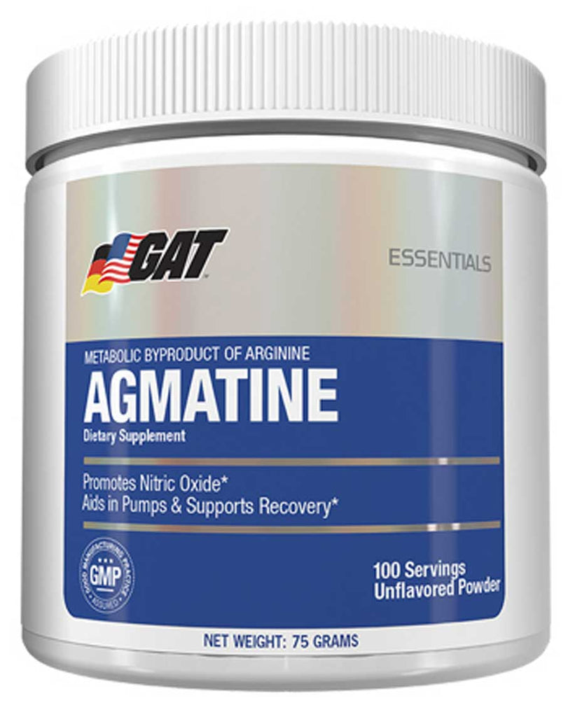 Essentials Agmatine by German American Technologies