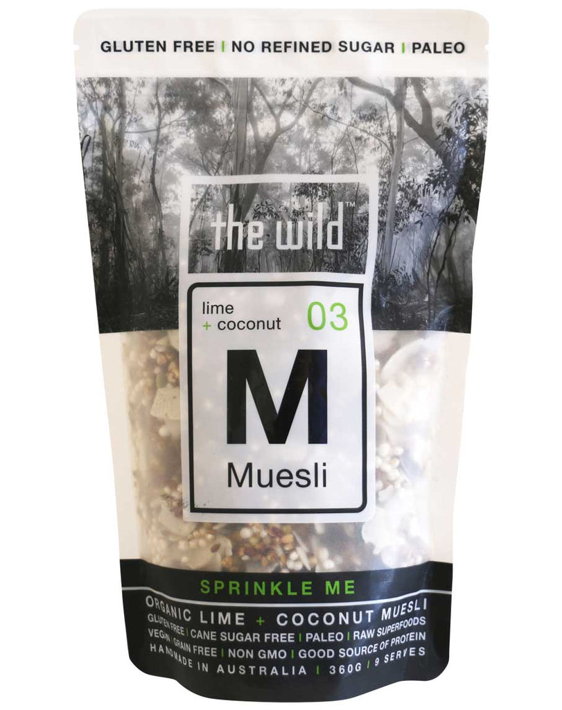Muesli by The Wild