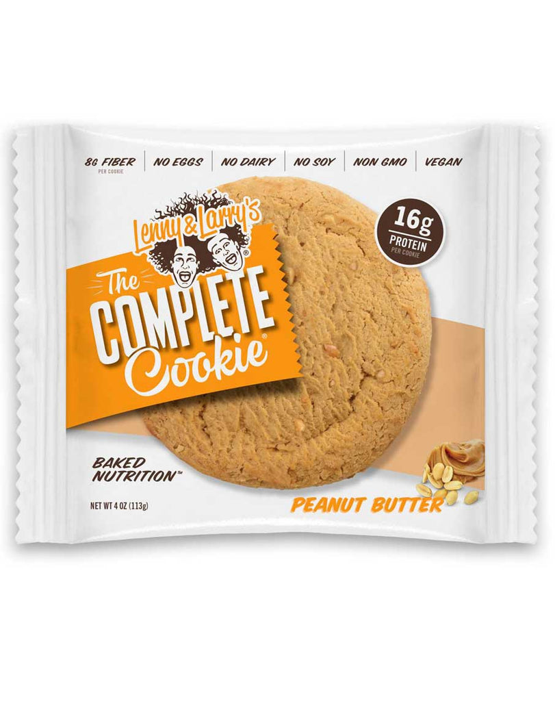 Peanut Butter Complete Cookie by Lenny & Larry's