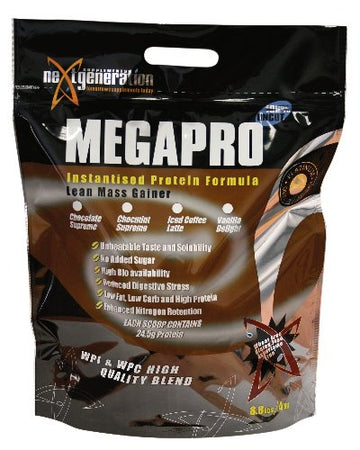 Mega Pro Protein Powder by Next Generation -WPI/WPC AWESOME Taste