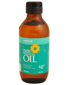 Organic Evening Primrose Oil by Melrose