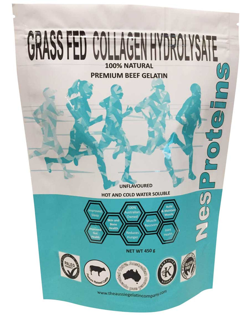 Grass Fed Collagen Hydrolysate by NesProteins