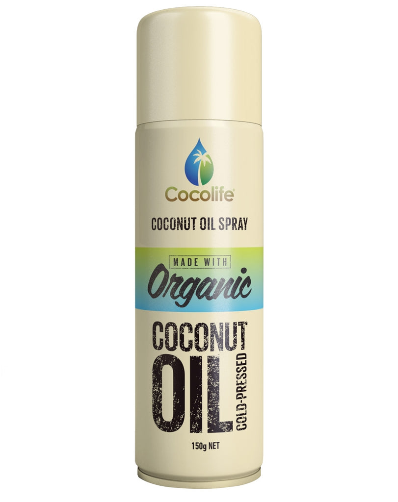 Organic Coconut Oil Spray by Cocolife