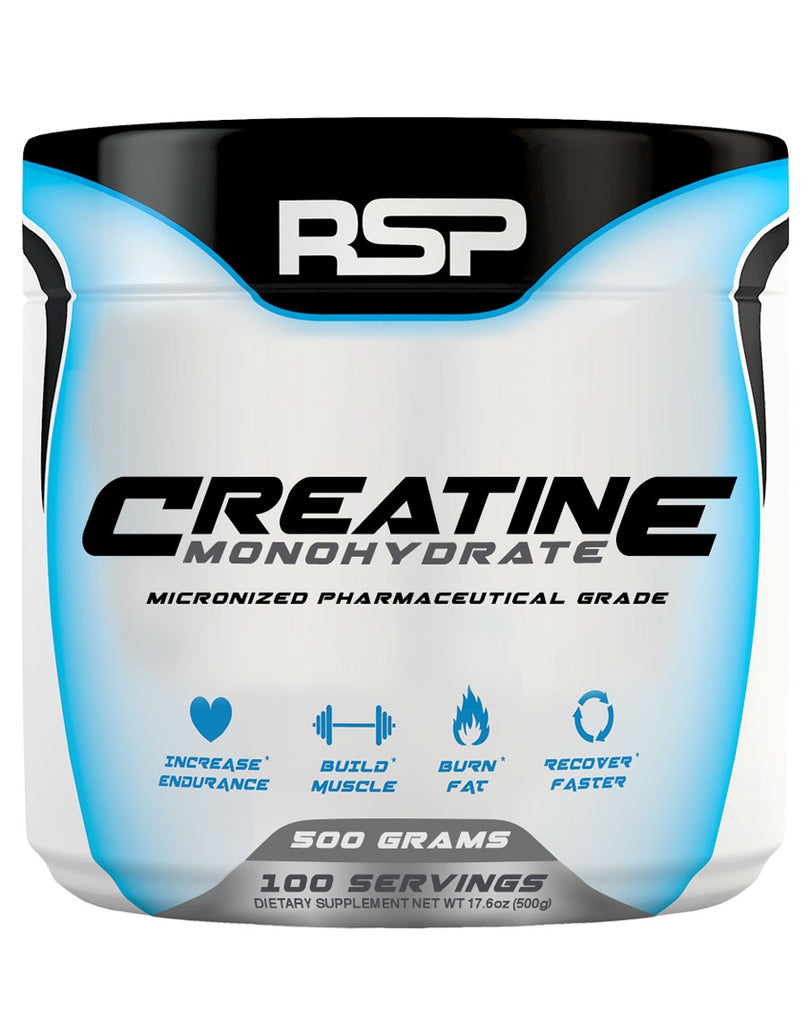 Creatine Monohydrate by RSP Nutrition
