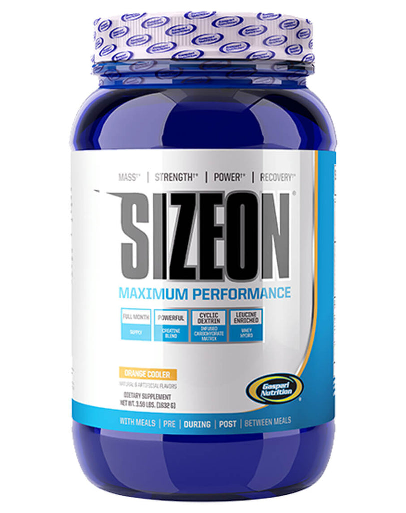 SizeOn Maximum Performance by Gaspari Nutrition