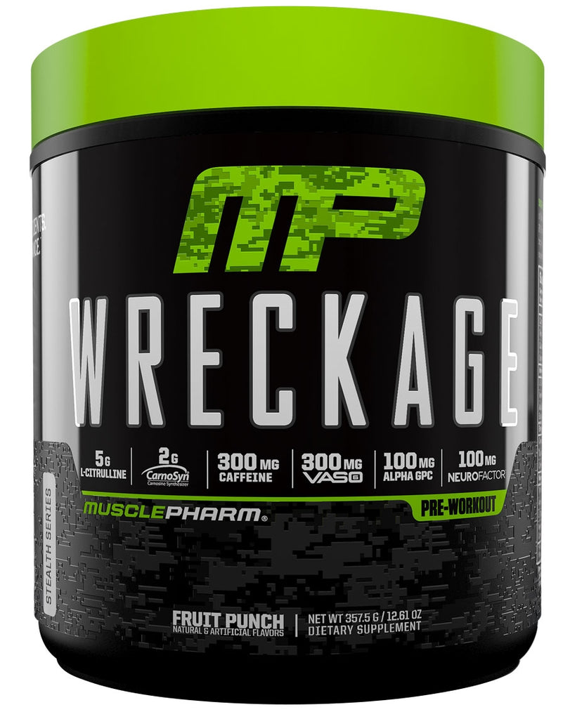 Wreckage by Muscle Pharm