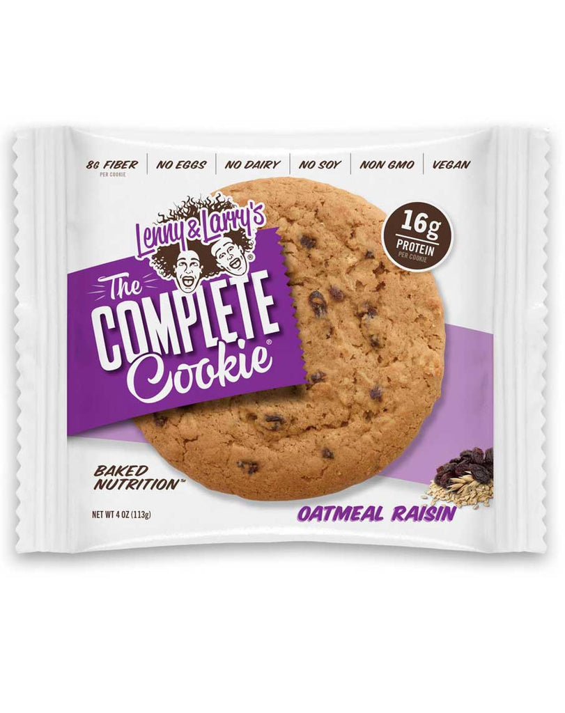 Oatmeal Raisin Complete Cookie by Lenny & Larry's