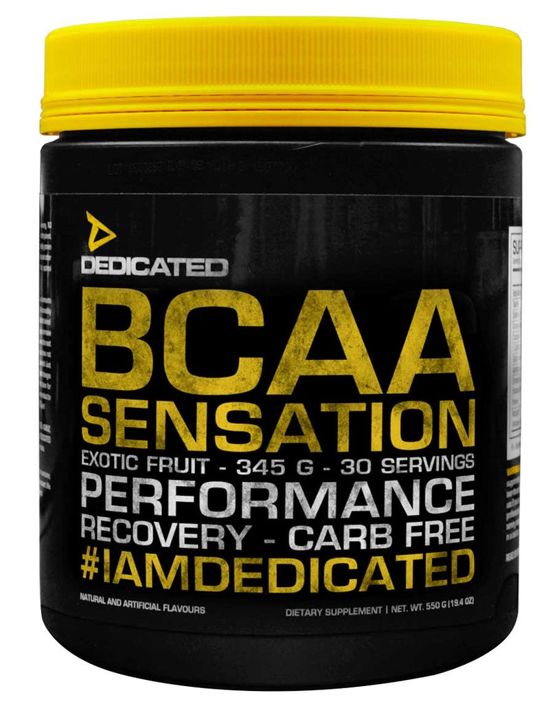 BCAA Sensation By Dedicated Nutrition