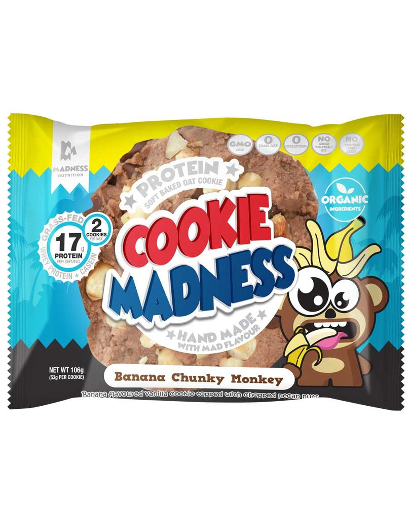 Cookie Madness by Madness Nutrition