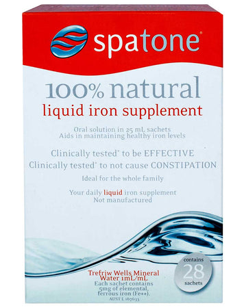 Liquid Iron by SpaTone