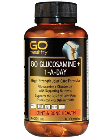 Go Glucosomine + by Go Healthy