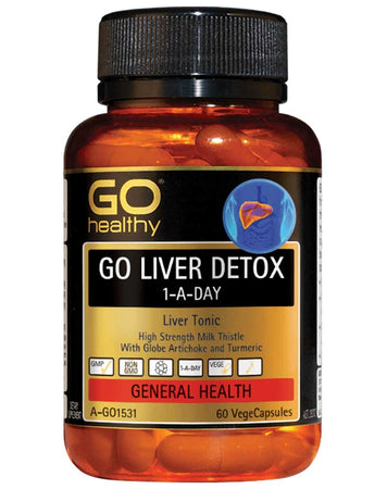 Go Liver Detox by Go Healthy