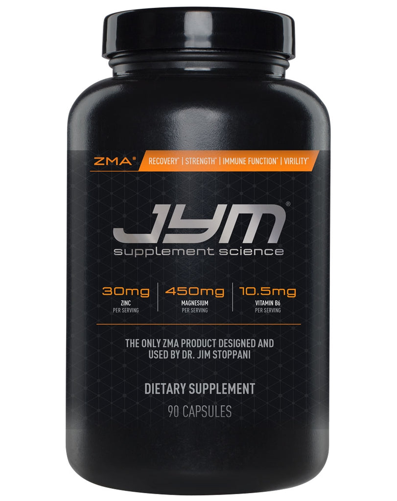 ZMA by Jym Supplement Science