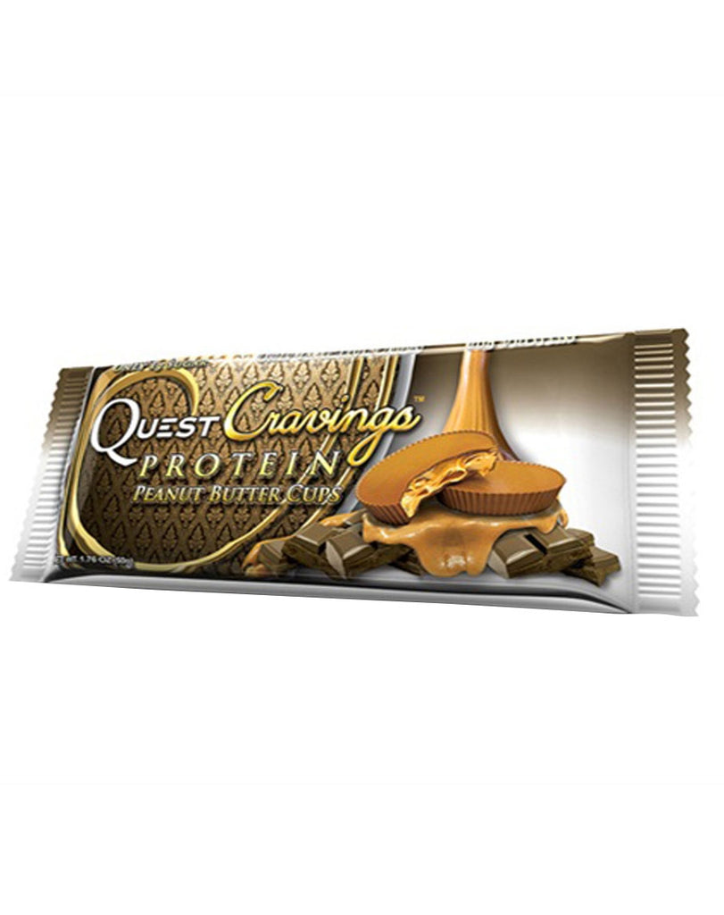 Cravings Peanut Butter Cups by Quest Nutrition