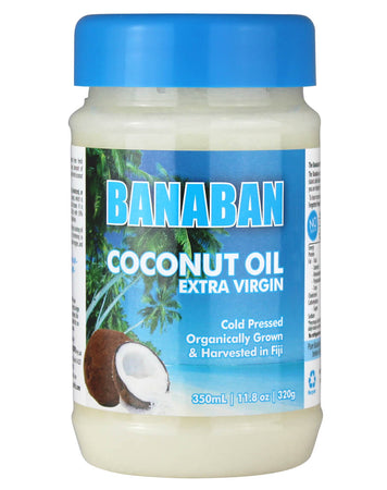 Pure Coconut Oil Extra Virgin 350ml by Banaban