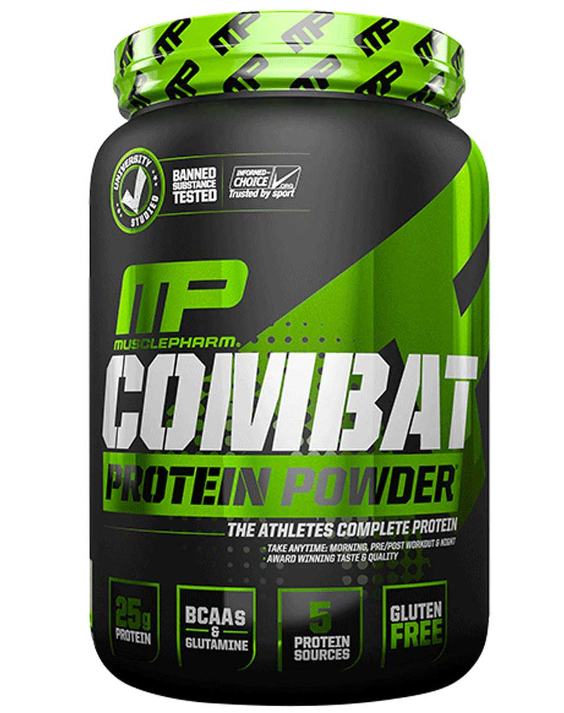 Combat Sports Powder by Muscle Pharm