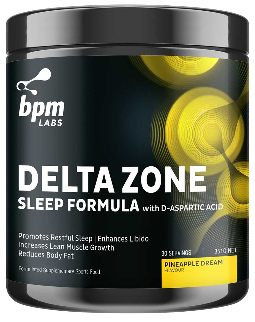 Delta Zone By BPM Labs