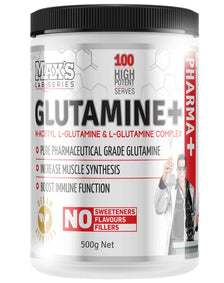 Glutamine+ by Max's Lab Series