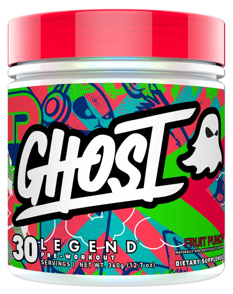 Legend Pre Workout by Ghost Lifestyle