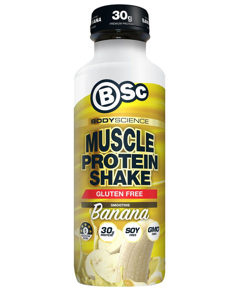 Muscle Protein Shake RTD by Body Science BSc