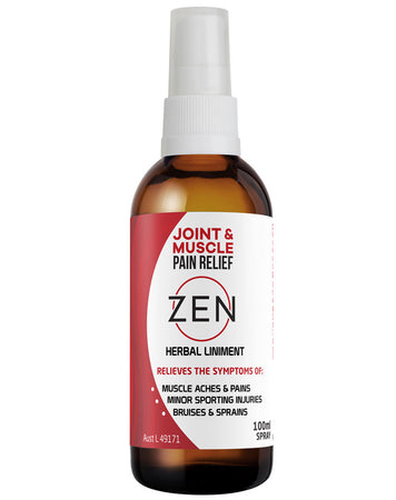 Herbal Liniment by Zen