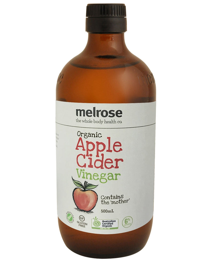 Apple Cider Vinegar (Organic) by Melrose