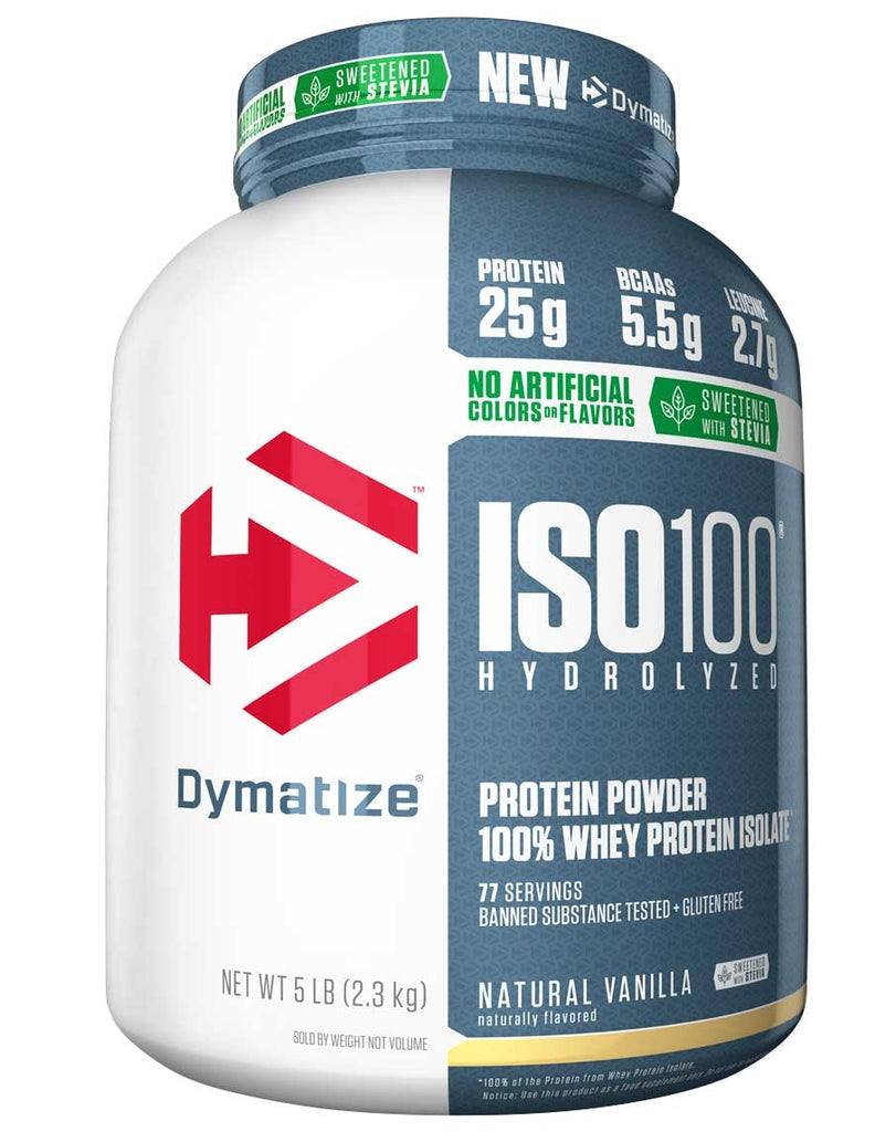 Iso 100 WPI Natural by Dymatize