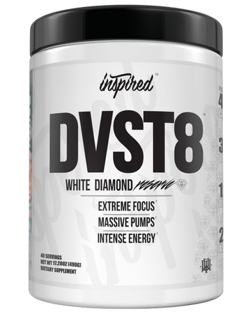 DVST8 (White Diamond Reserve) by Inspired Nutraceuticals