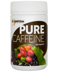 Pure Caffeine by Next Generation Supplements